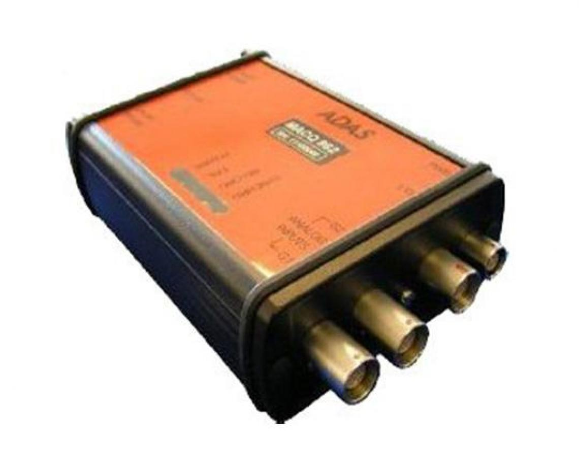 LISA - Wireless Embedded Acquisition systems for Harsh Environments
